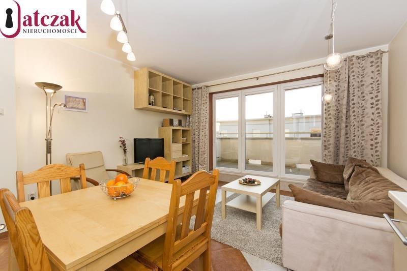 Mieszkanie dwupokojowe na wynajem Gdańsk, Suchanino, GDAŃSK SUCHANINO, NOSKOWSKIEGO ZYGMUNTA  41m2 Foto 1