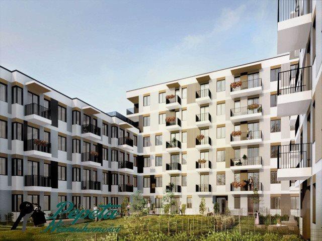 Mieszkanie dwupokojowe na sprzedaż Poznań, Grunwald, Jeleniogórska  46m2 Foto 2