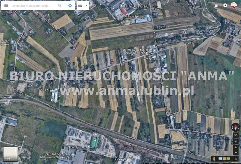 Działka inwestycyjna na sprzedaż Lublin, Zadębie, Zadębie  24725m2 Foto 2