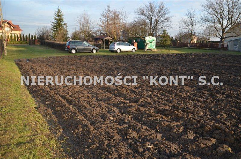 Działka budowlana na sprzedaż Kraków, Nowa Huta, Igołomska  1114m2 Foto 5