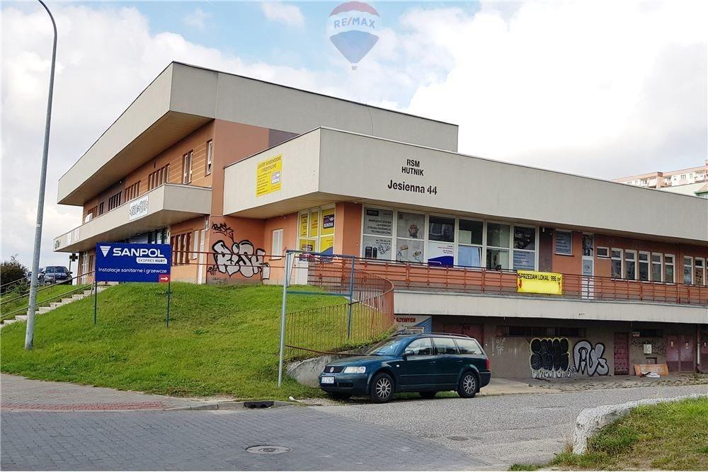 Lokal użytkowy na wynajem Częstochowa, Jesienna  461m2 Foto 1
