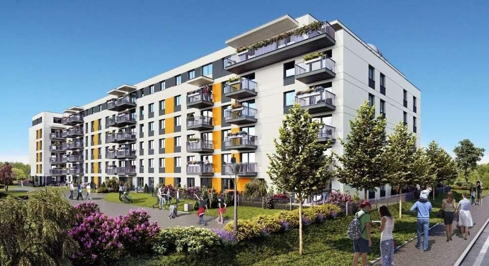 Mieszkanie dwupokojowe na sprzedaż Poznań, Malta  48m2 Foto 2