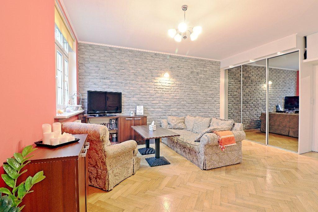 Mieszkanie czteropokojowe  na sprzedaż Poznań, Łazarz, Głogowska  107m2 Foto 1