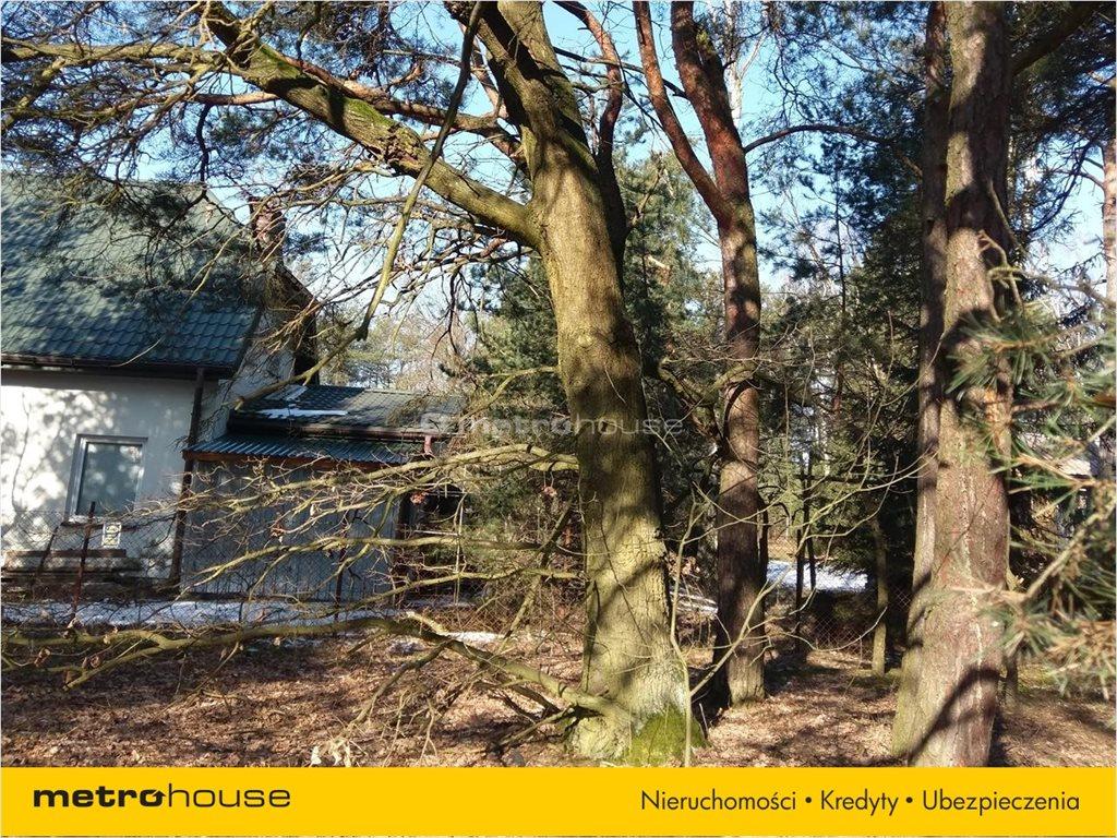 Działka leśna na sprzedaż Sierzchów, Góra Kalwaria  1680m2 Foto 6