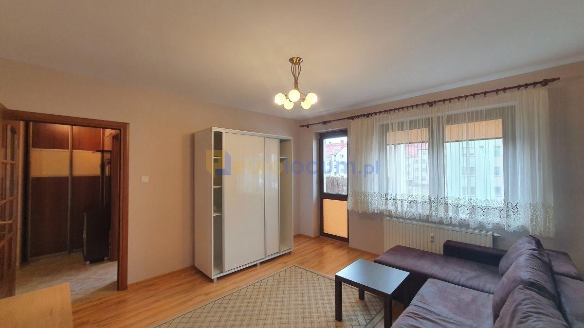 Mieszkanie dwupokojowe na wynajem Kielce, Ślichowice, Fałdowa  48m2 Foto 1
