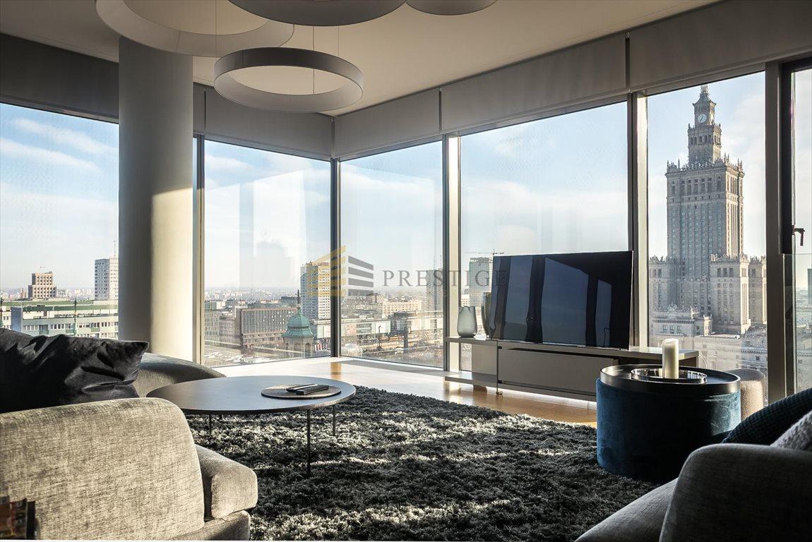 Luksusowe mieszkanie czteropokojowe  na wynajem Warszawa, Śródmieście, Twarda  160m2 Foto 3