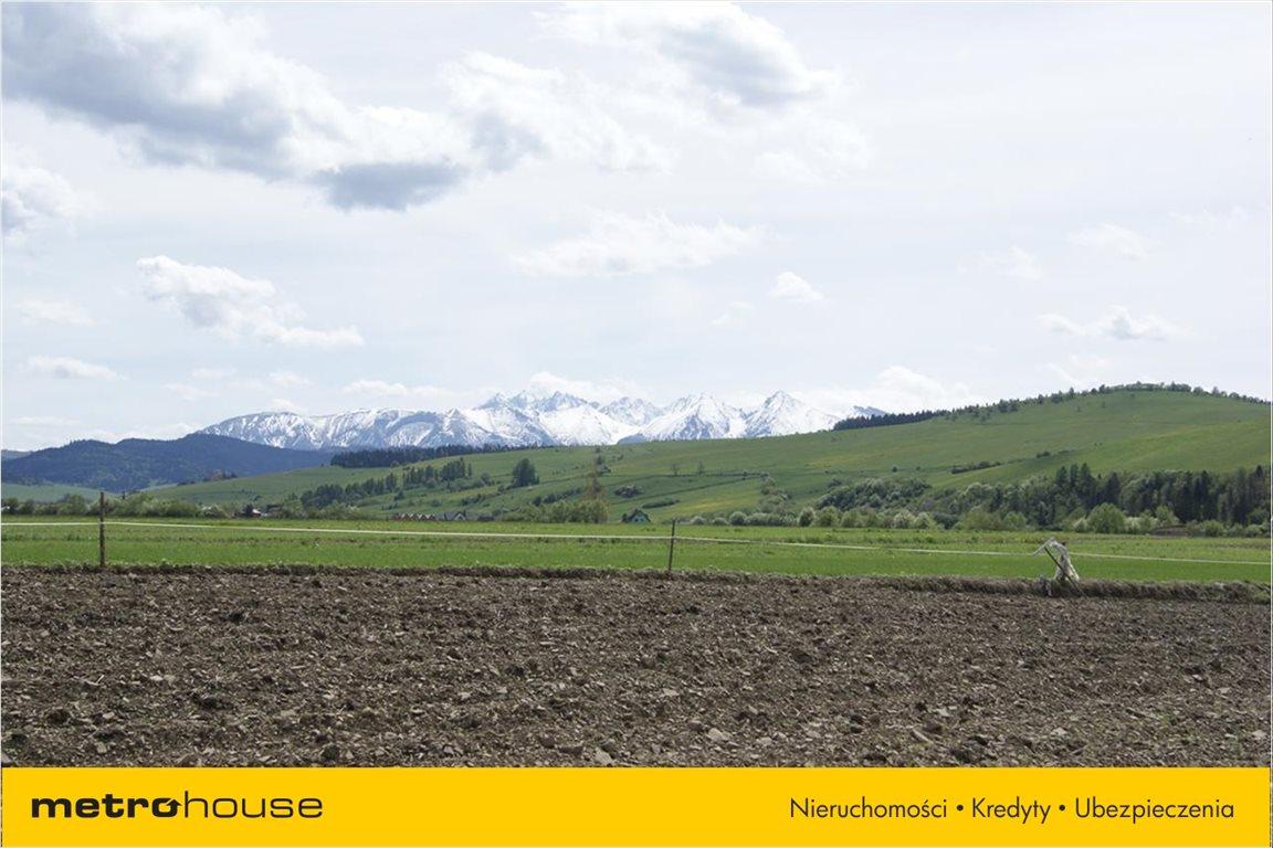 Działka rolna na sprzedaż Niedzica, Łapsze Niżne  1247m2 Foto 2