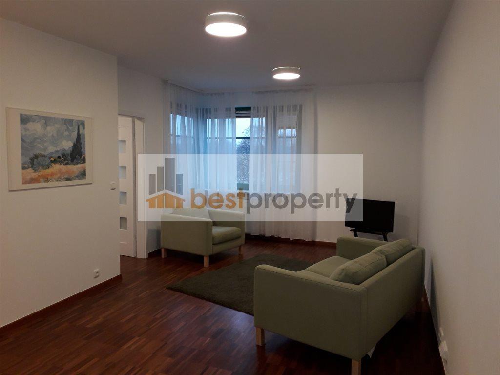 Mieszkanie dwupokojowe na wynajem Warszawa, Śródmieście, Centrum, Grzybowska  50m2 Foto 1
