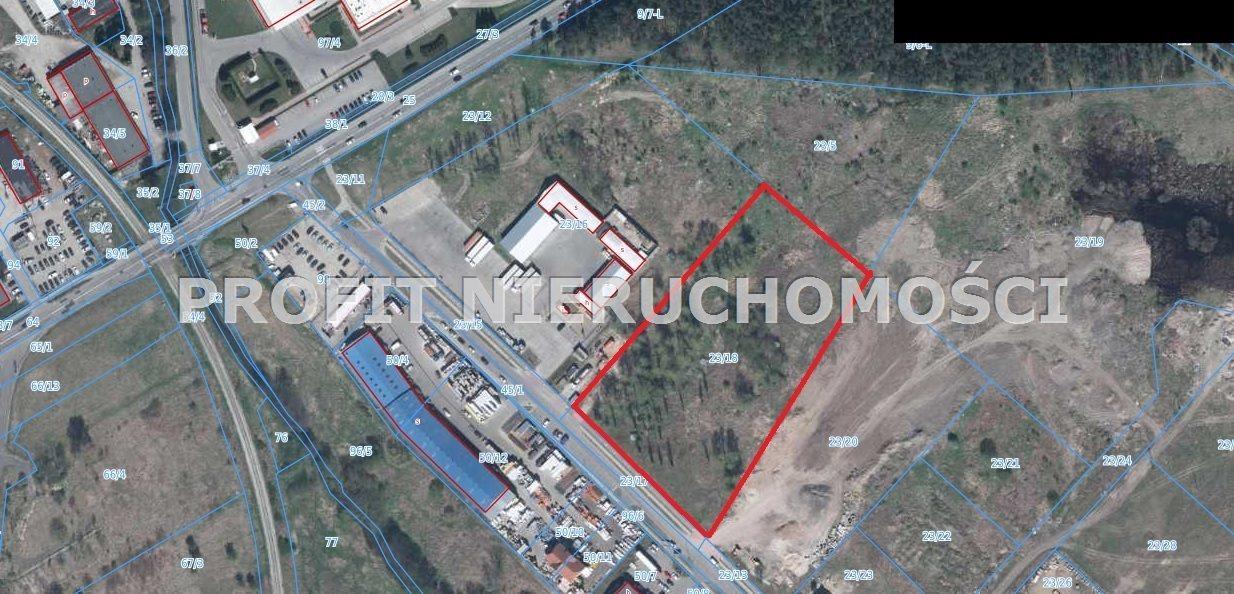 Działka komercyjna na sprzedaż Lębork, Majkowskiego  13613m2 Foto 3