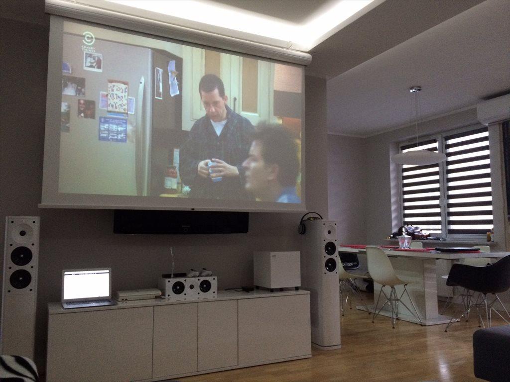 Mieszkanie trzypokojowe na wynajem Warszawa, Wola, Zawiszy 14  80m2 Foto 2