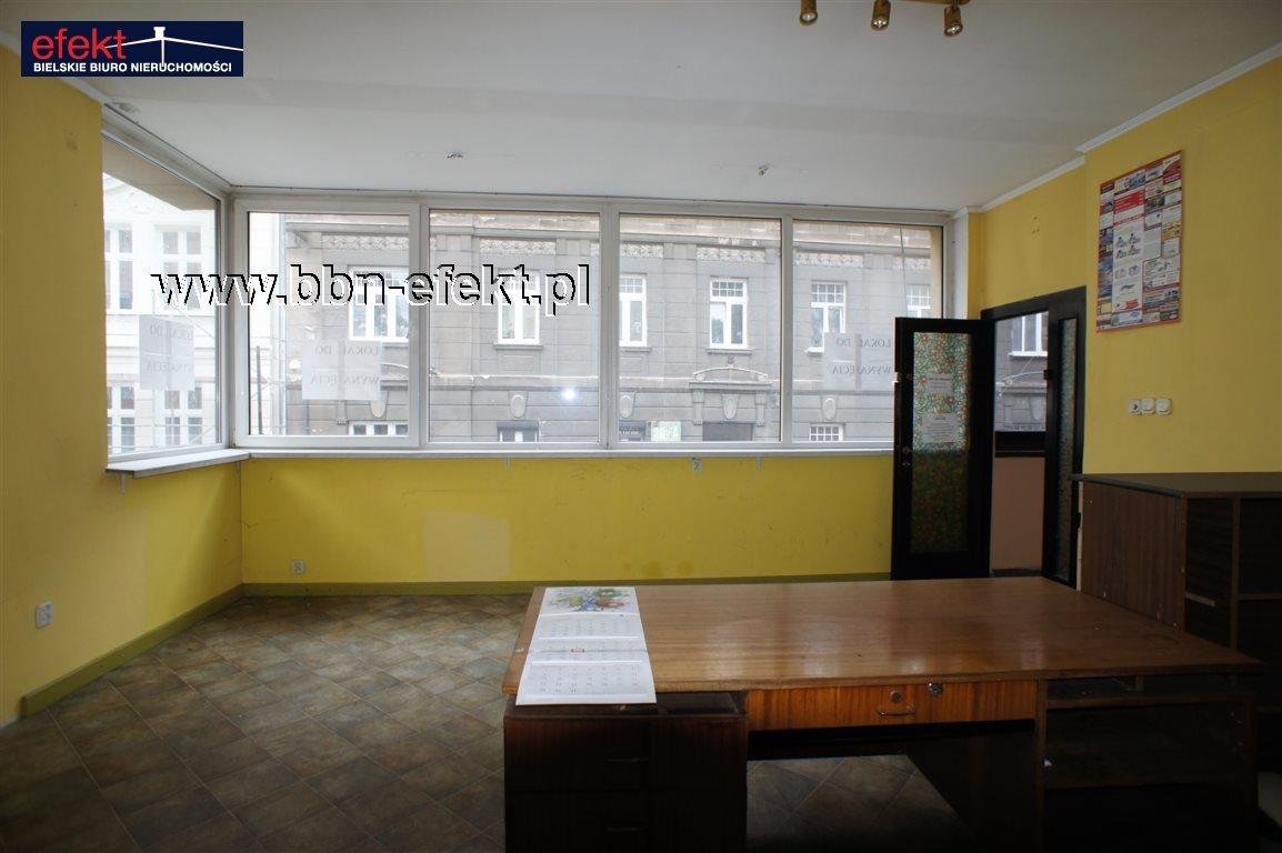Lokal użytkowy na sprzedaż Bielsko-Biała, Centrum  42m2 Foto 1