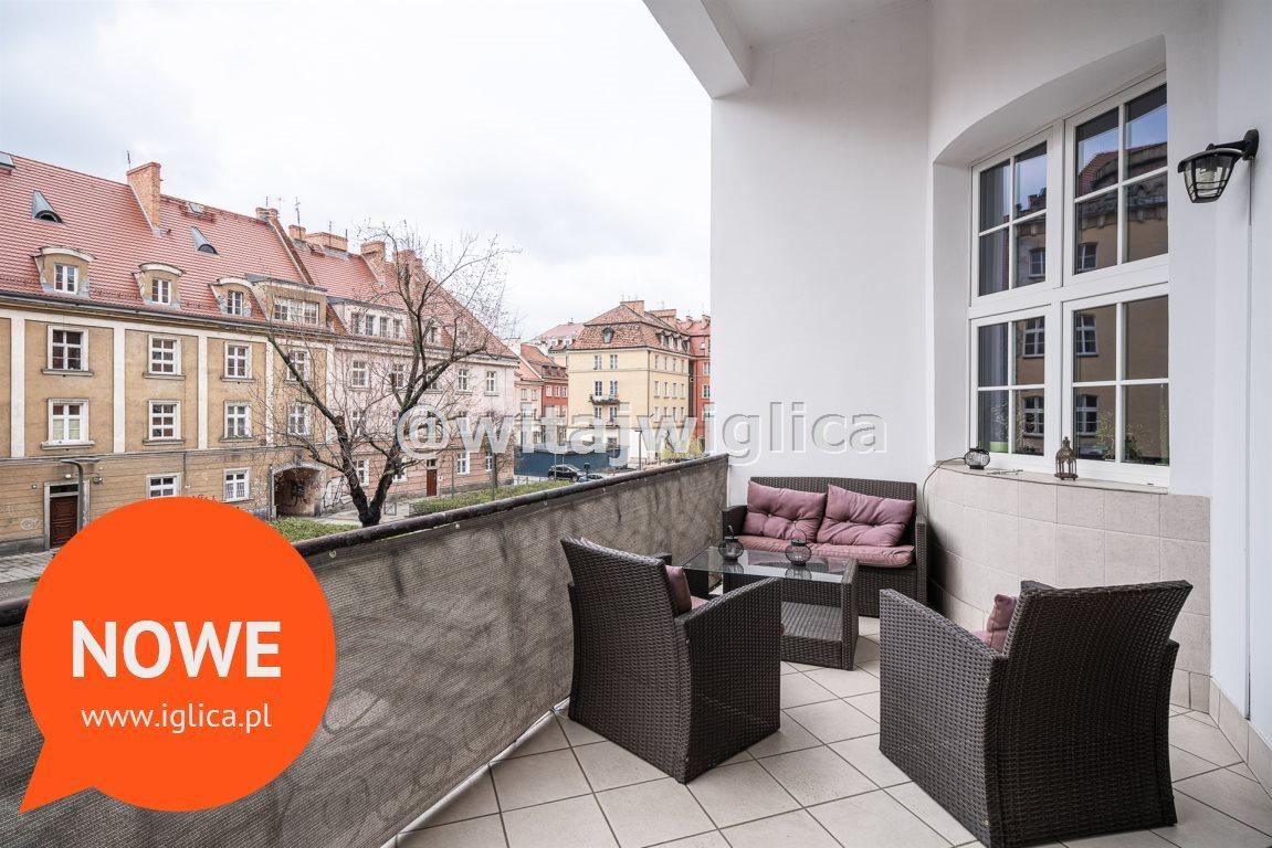 Mieszkanie trzypokojowe na wynajem Wrocław, Stare Miasto, Rynek  89m2 Foto 1