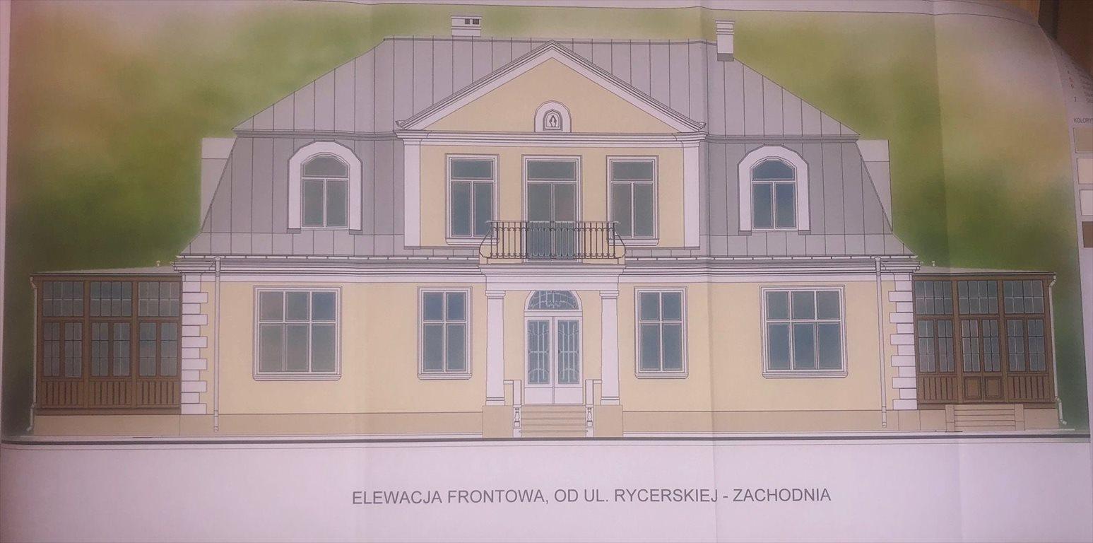 Dom na sprzedaż Konstancin-Jeziorna, skolimów, Rycerska  450m2 Foto 1