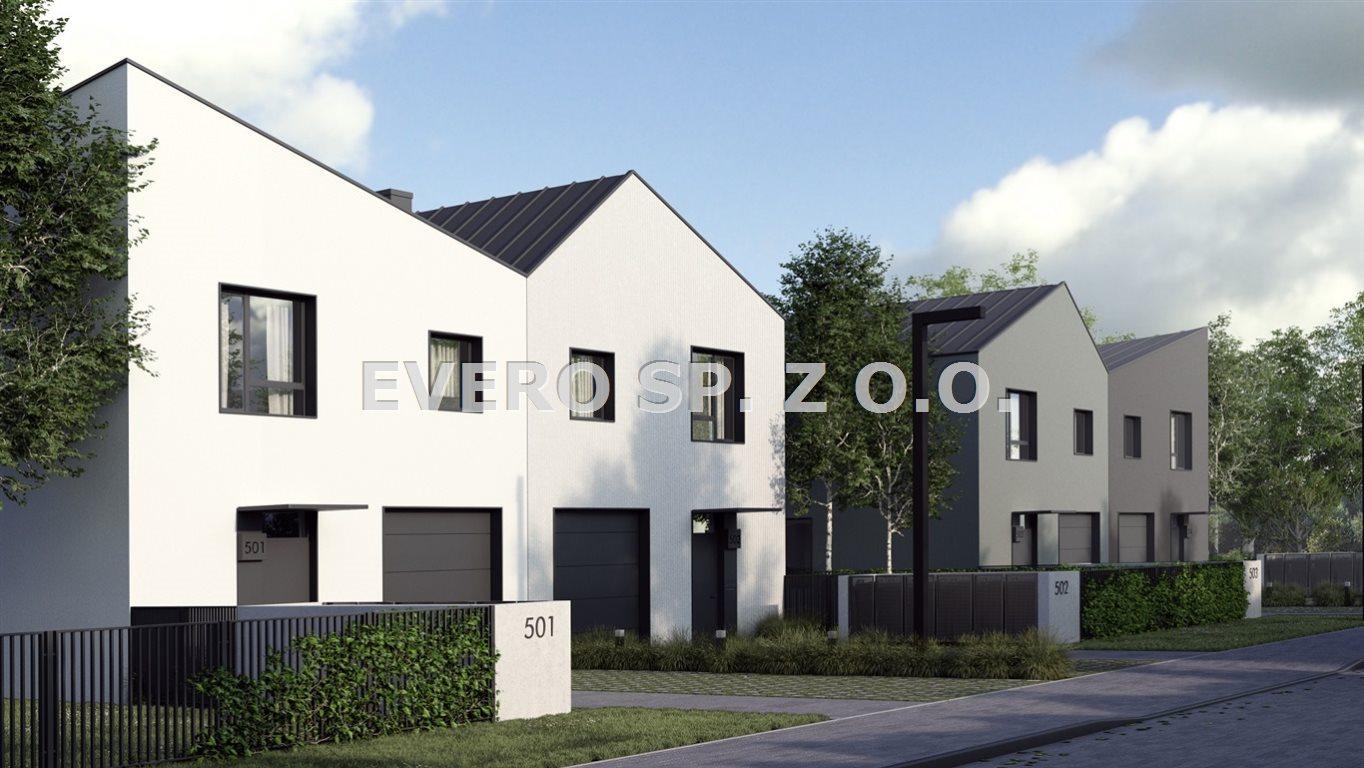 Dom na sprzedaż Wrocław, Fabryczna, Żerniki, Kardamonowa  145m2 Foto 1