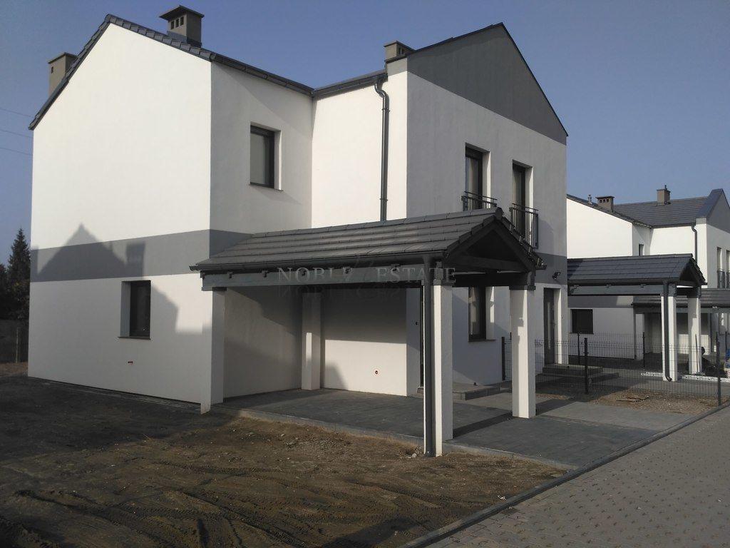 Dom na sprzedaż Kiekrz, Sadowa  87m2 Foto 1