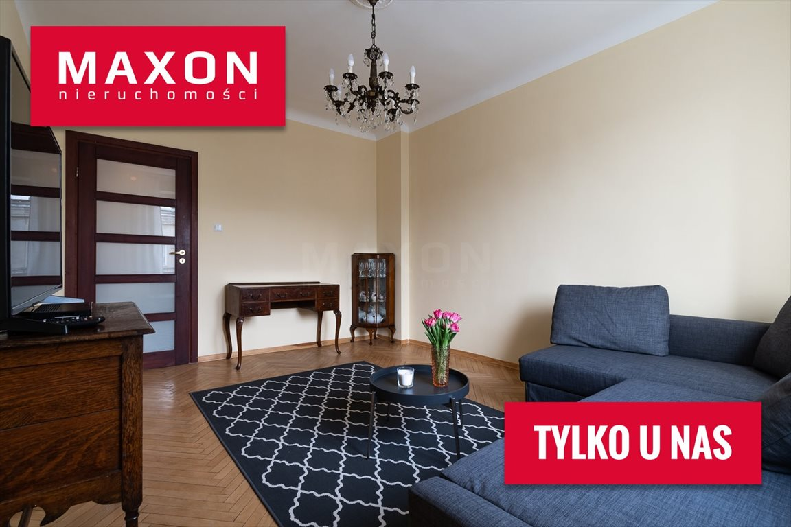 Mieszkanie dwupokojowe na wynajem Warszawa, Żoliborz, ul. gen. Józefa Zajączka  48m2 Foto 1
