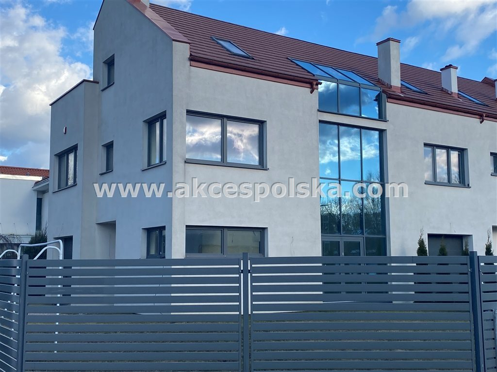 Dom na sprzedaż Warszawa, Wilanów, Wilanów  180m2 Foto 1