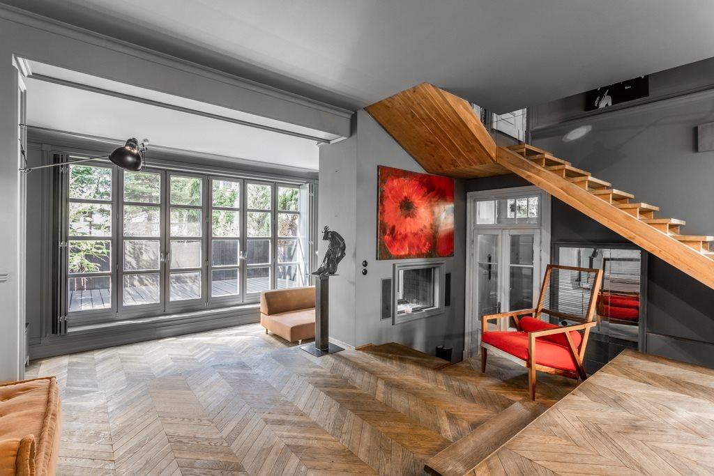 Dom na sprzedaż Warszawa, Praga-Południe, Saska Kępa  147m2 Foto 2