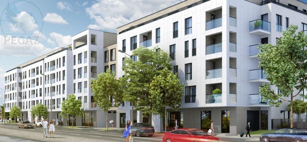 Mieszkanie dwupokojowe na sprzedaż Poznań, Centrum  54m2 Foto 1