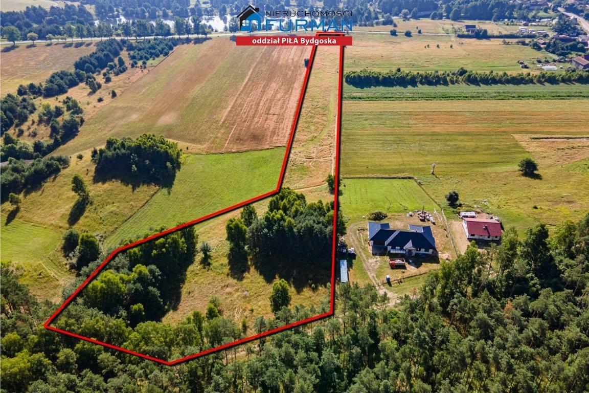 Działka rolna na sprzedaż Krępsko  22500m2 Foto 4