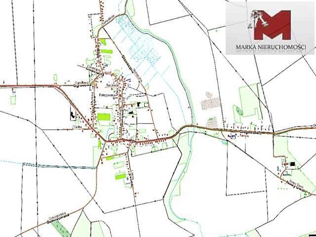 Działka rolna na sprzedaż Pokrzywnica, Głogowska  17233m2 Foto 1