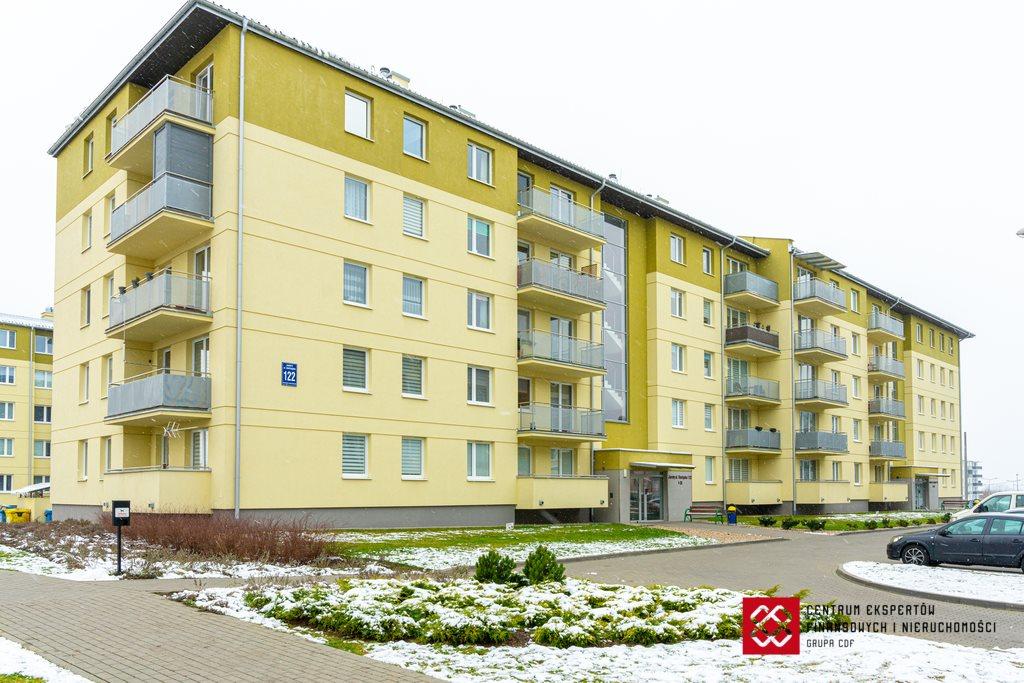 Mieszkanie dwupokojowe na sprzedaż Olsztyn, Bartąska  45m2 Foto 12