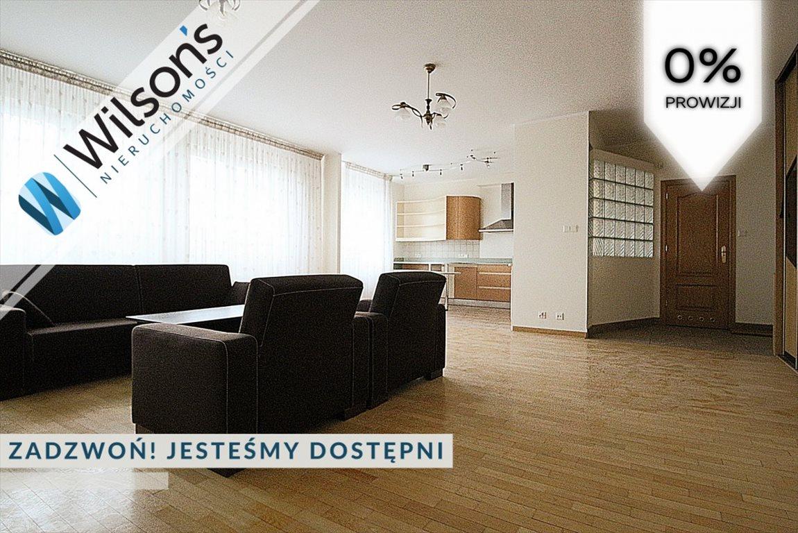 Mieszkanie czteropokojowe  na sprzedaż Warszawa, Mokotów, Jana III Sobieskiego  123m2 Foto 1
