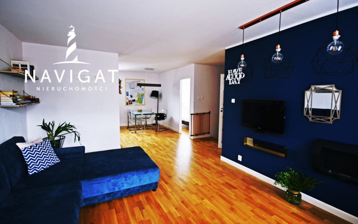 Mieszkanie czteropokojowe  na sprzedaż Gdynia, Chwarzno-Wiczlino, Franciszka Sokoła  101m2 Foto 2