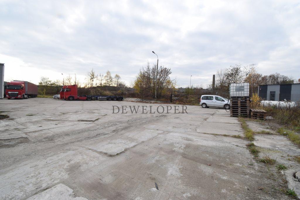 Działka przemysłowo-handlowa pod dzierżawę Katowice, Burowiec  6500m2 Foto 5