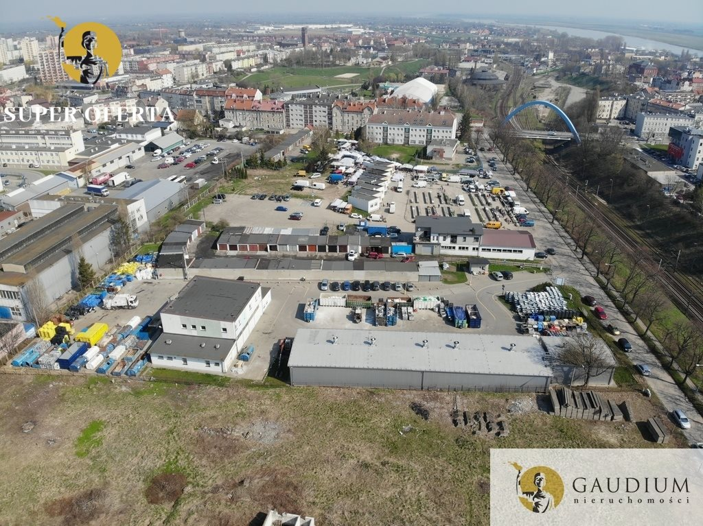 Działka komercyjna na sprzedaż Tczew, Targowa  10483m2 Foto 9