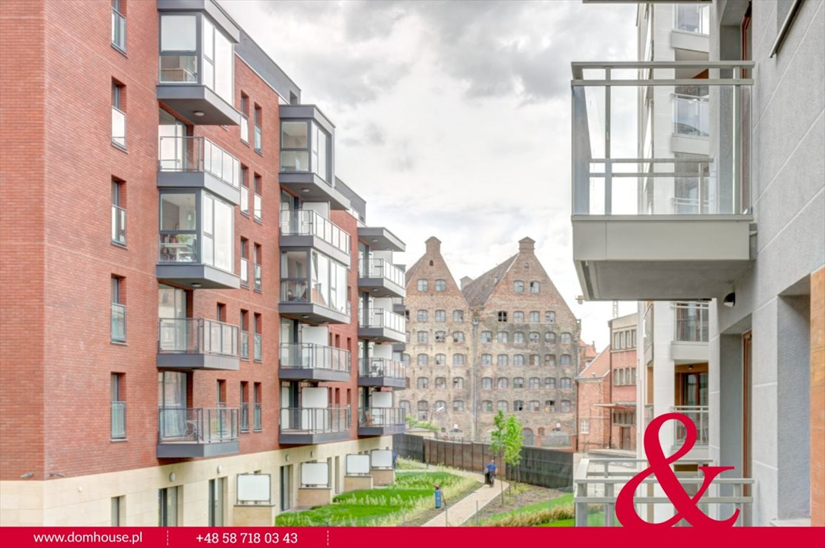 Mieszkanie dwupokojowe na wynajem Gdańsk, Śródmieście, Jaglana  35m2 Foto 11
