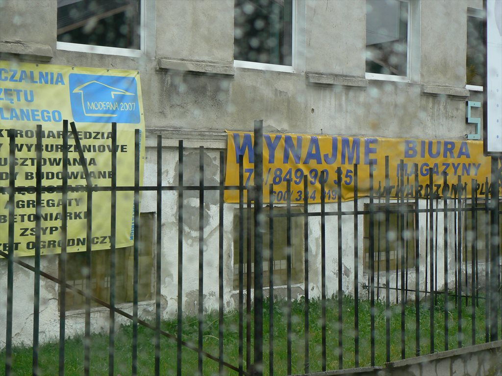Lokal użytkowy na sprzedaż Wałbrzych, Wrocławska 16  646m2 Foto 3