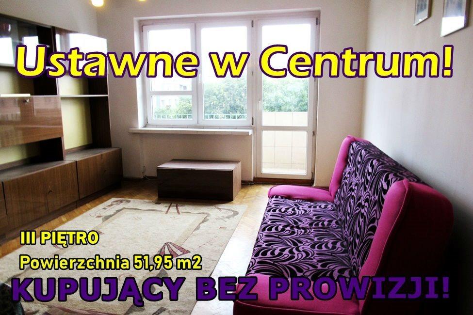 Mieszkanie dwupokojowe na sprzedaż Ełk, Centrum  52m2 Foto 1