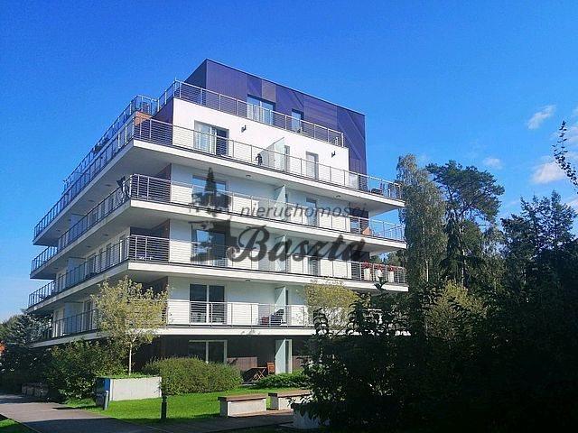Mieszkanie dwupokojowe na sprzedaż Międzyzdroje, Gryfa Pomorskiego  58m2 Foto 1