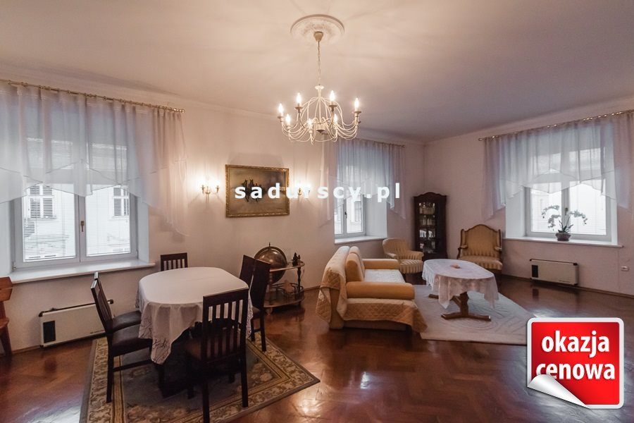 Mieszkanie dwupokojowe na wynajem Kraków, Stare Miasto, Stare Miasto, Floriańska  95m2 Foto 6