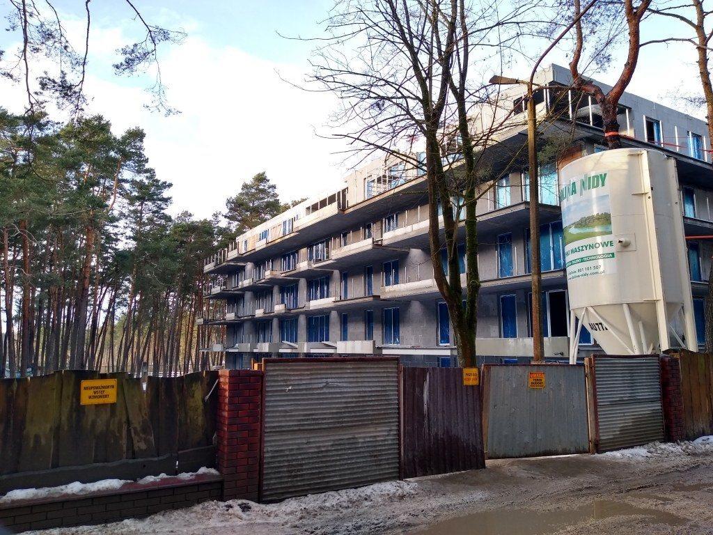 Mieszkanie dwupokojowe na sprzedaż Kielce, Baranówek  43m2 Foto 3