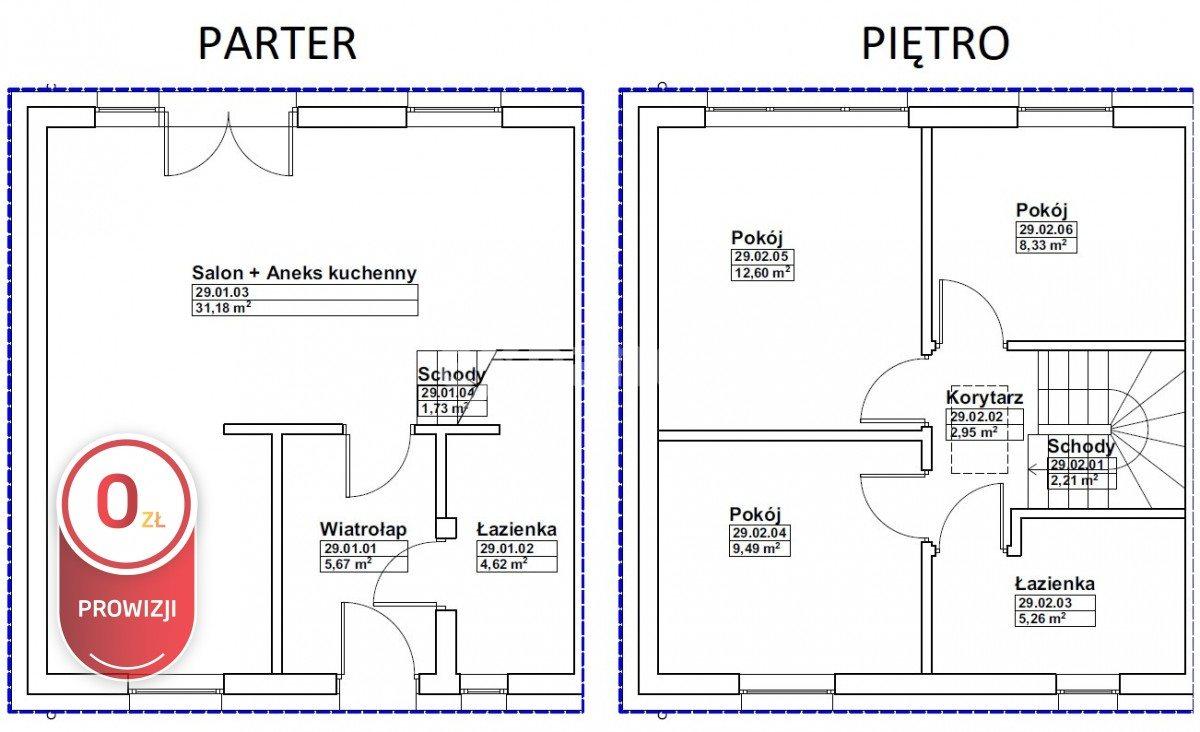 Dom na sprzedaż Siechnice  124m2 Foto 12