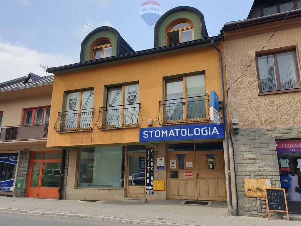Lokal użytkowy na wynajem Nowy Targ, Jana III Sobieskiego  36m2 Foto 1