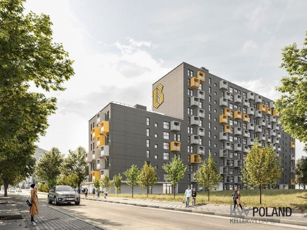Mieszkanie dwupokojowe na sprzedaż Wrocław, Fabryczna, Jaworska  10167m2 Foto 5