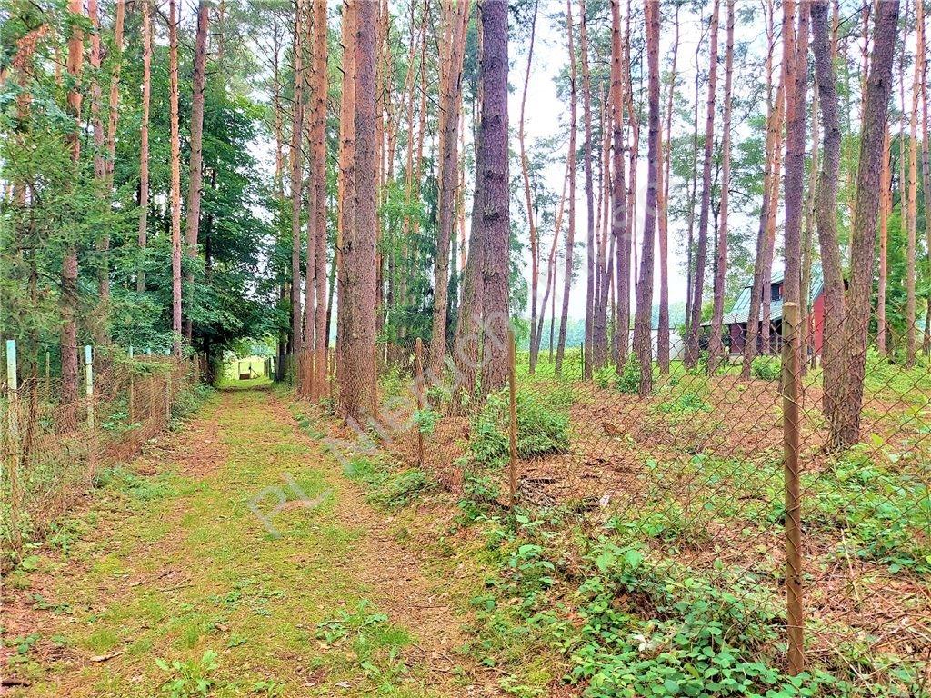 Działka rekreacyjna na sprzedaż Drożdżówka  1427m2 Foto 5