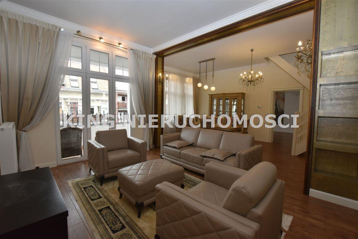 Mieszkanie na wynajem Szczecin, Śródmieście  190m2 Foto 1