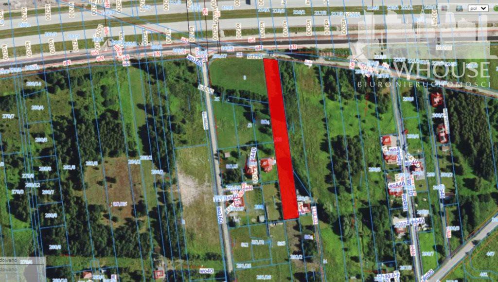 Działka budowlana na sprzedaż Cisie, Dworcowa  3941m2 Foto 3
