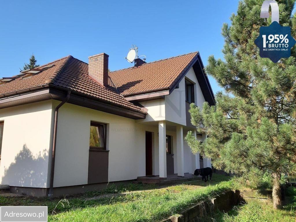 Dom na sprzedaż Czarnów  222m2 Foto 1