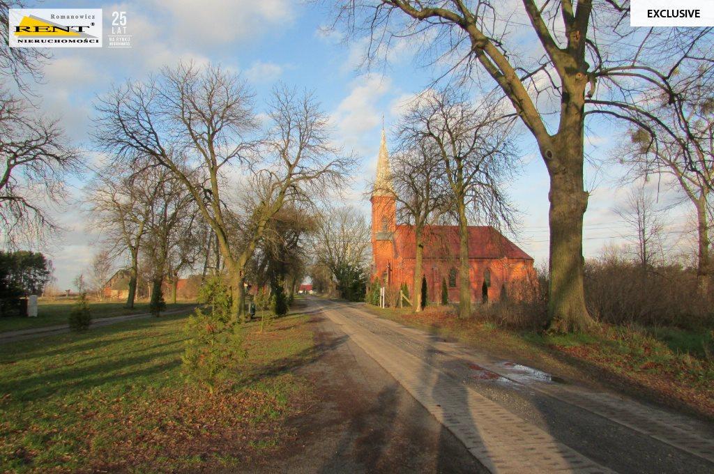 Działka budowlana na sprzedaż Borzysławiec  974m2 Foto 6