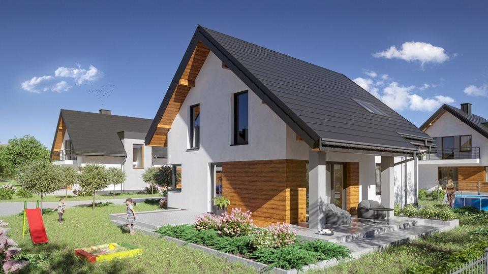 Dom na sprzedaż Krasne  100m2 Foto 2
