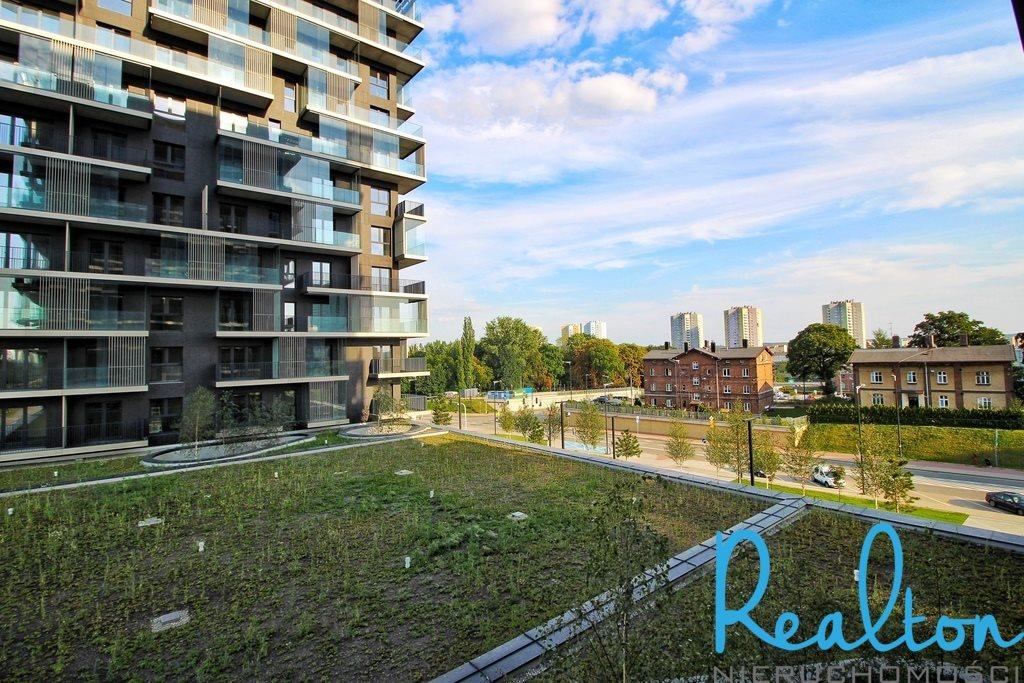 Mieszkanie dwupokojowe na sprzedaż Katowice, Centrum, Henryka Mikołaja Góreckiego  43m2 Foto 2