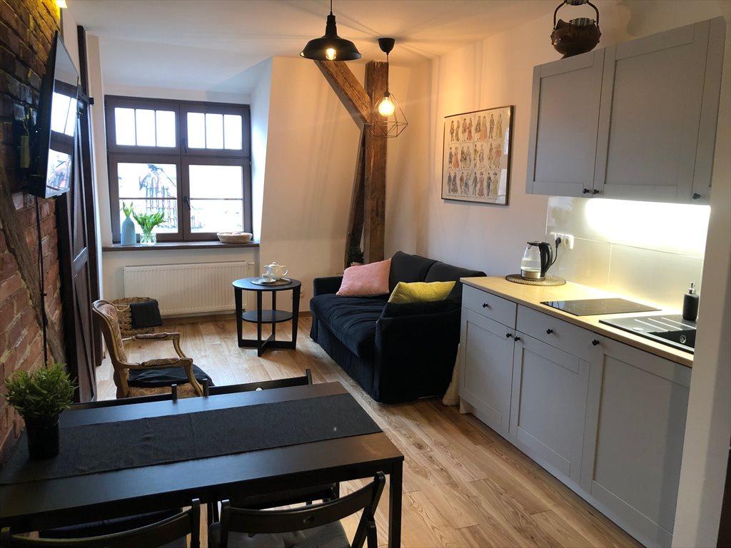Mieszkanie dwupokojowe na wynajem Toruń, Stare Miasto, Piekary  40m2 Foto 1