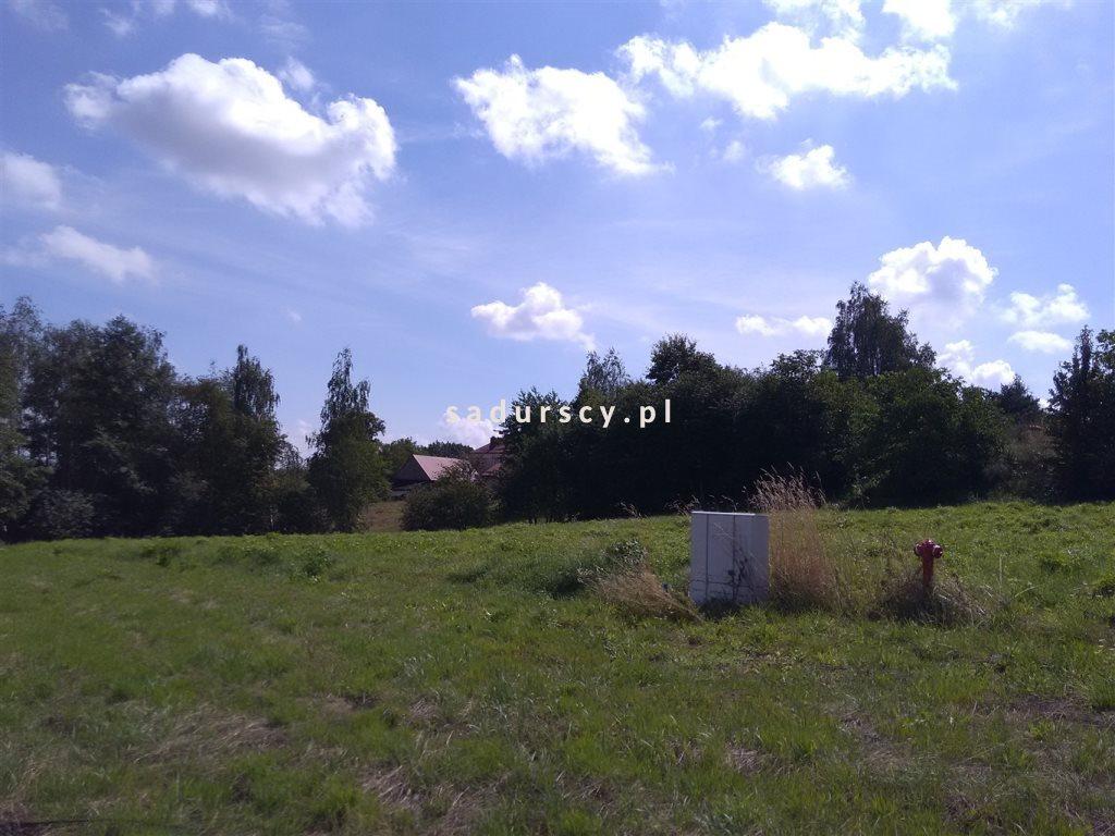 Działka budowlana na sprzedaż Trąbki  1092m2 Foto 2