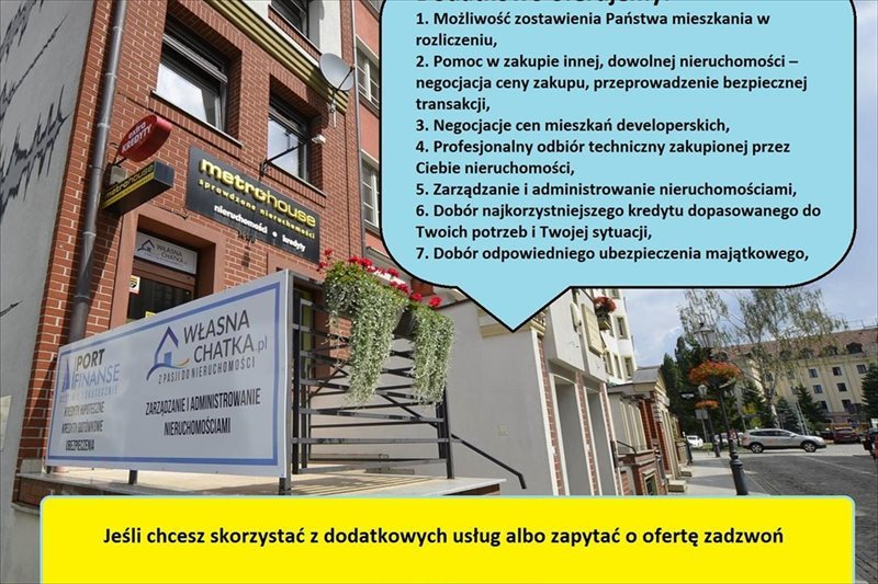Mieszkanie trzypokojowe na sprzedaż Olsztyn, Śródmieście  88m2 Foto 9