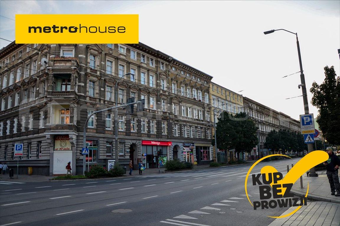 Mieszkanie dwupokojowe na sprzedaż Szczecin, Śródmieście-Zachód, Bolesława Krzywoustego  49m2 Foto 1